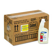 Comet Cleaner with Bleach, 32 oz.Trigger Spray Bottle, 8 Bottles per C