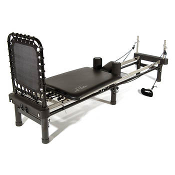Stamina AeroPilates Premier with Stand, Cardio Rebounder, Neck Pillow & DVDs, 4 Free Bonus DVDs