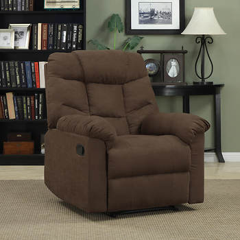 ProLounger Recliner - Dark Brown