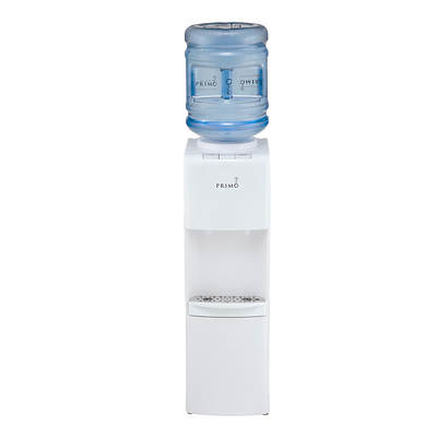 Primo Top-Loading Cool and Cold Bottled Water Dispenser - White