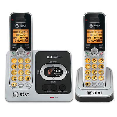 AT&T DECT 6.0 2-Handset Cordless Telephone (EL52251)