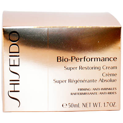 Shiseido  Bio-Performance Super Restoring Cream, 1.7 Oz.