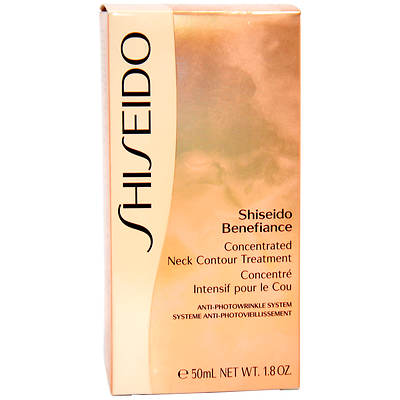 Shiseido Benefiance Concentrated Neck Contour Treatment Lotion, 1.8 Oz.