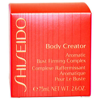 Shiseido Body Creator Aromatic Bust Firming Complex, 2.6 Oz.