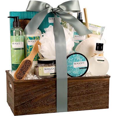 Apres Rain Spa Gift Basket