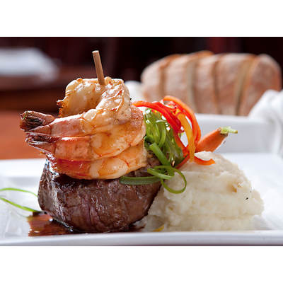 Surf and Turf Grilling Combo