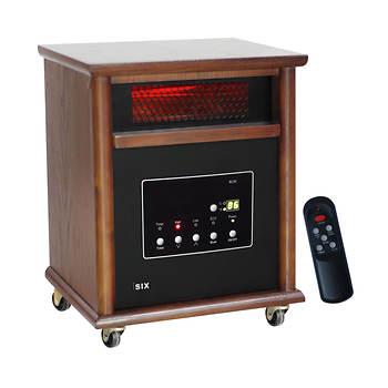 LifeSmart 6-Element Infrared Heater