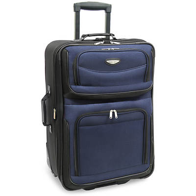 "Travel Select Amsterdam 29"" Expandable Rolling Upright - Navy"