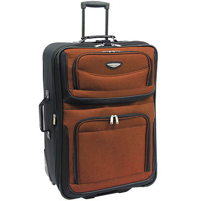 "Travel Select Amsterdam 29"" Expandable Rolling Upright - Orange"