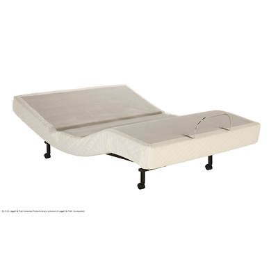Leggett & Platt S-Cape Full-Size Adjustable Bed Base