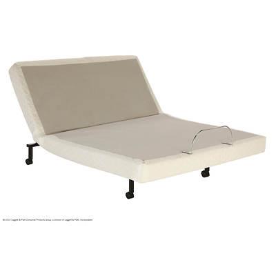 Leggett & Platt Bronze Queen-Size Adjustable Bed Base