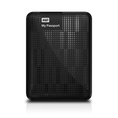 WD 500GB My Passport Portable USB 3.0 and 2.0 Hard Drive