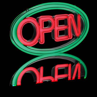 Pro-Lite OPEN Sign