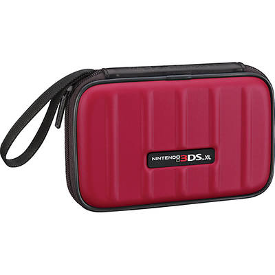 3DS XL Game Traveler Case - Red (3DS)