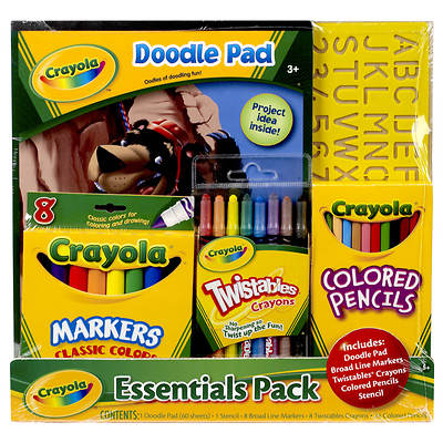 Crayola Essentials Pack