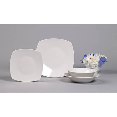 Tabletops Avenue 32-Piece Porcelain Dinnerware Set