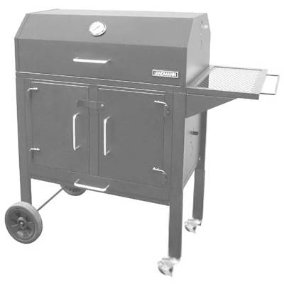 Landmann Black Dog 28 Charcoal Grill