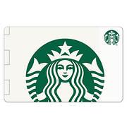 $10 Starbucks Gift Card, 3 pk.