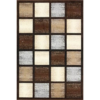Omega Squantum 5' x 7'3 Contemporary Rug - Multicolored