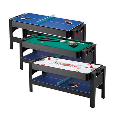 Fat Cat 3-In-1 Flip Game Table