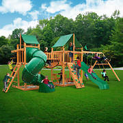 Gorilla Playsets Savannah II Swing Set