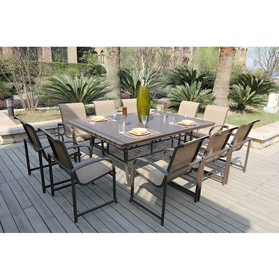 Bellini Tiago 11-Piece Dining Set