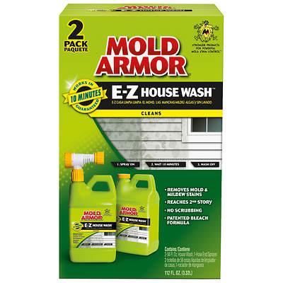 Mold Armor E-Z House Wash, 56 Fl. Oz., 2-Pk