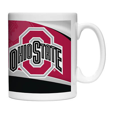 The Ohio State University 15-Oz. Wave Coffee Mug