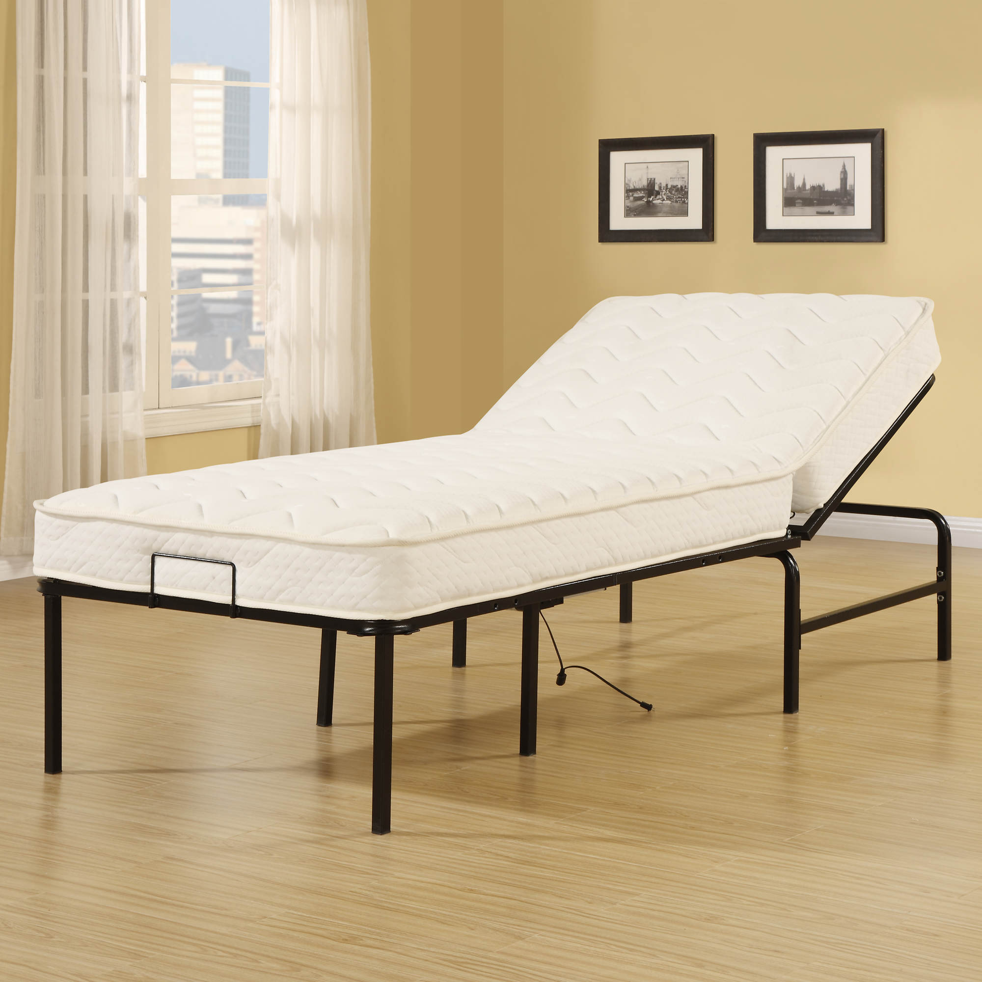 Handy Living Twin Size Bed Frame - home decor - Decordova.us