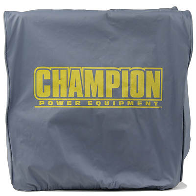 Champion Power Equipment Custom-Made Vinyl Inverter Generator Cover