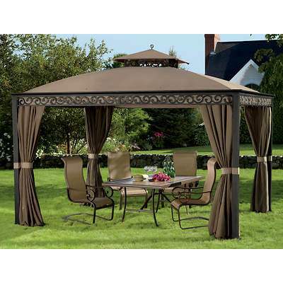 Living Home Outdoors Southport 10' x 12' Gazebo