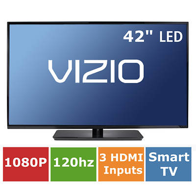 Vizio 42 Smart LED 1080p 120Hz Wi-Fi Vizio Apps