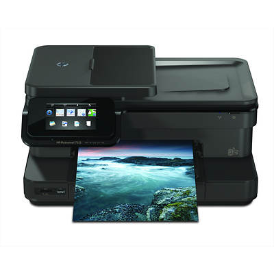 HP Photosmart 7525 Wireless e-All-in-One Color Printer