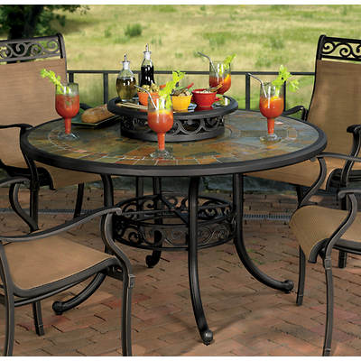 Living Home Outdoors Southport Dining Table
