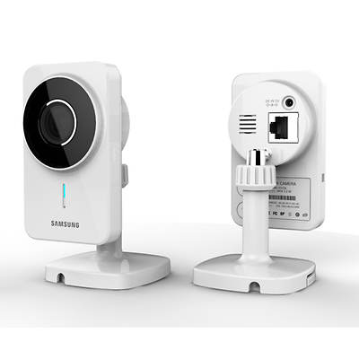 Samsung SmartCam Wi-Fi Security Camera, 2-Pk