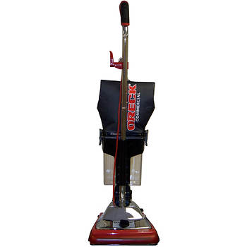 "Oreck Commercial OR101DC Premier Series 12"" Dirt Cup Upright Vacuum"