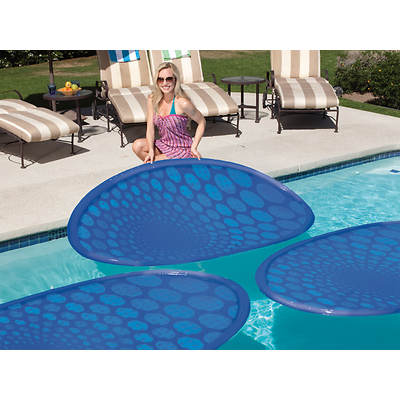 SwimWays ThermaSpring Solar Mat, 3-Pk