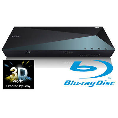 Sony BDPBX510 2D/3D Blu-ray Disc Player with Super Wi-Fi
