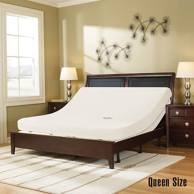 Contour Rest V Queen-Size Adjustable Bed Base