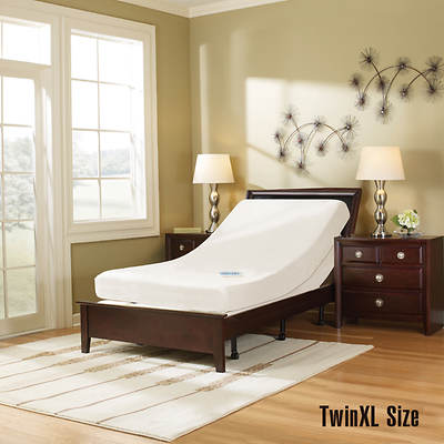 Contour Rest V Twin XL-Size Adjustable Bed Base