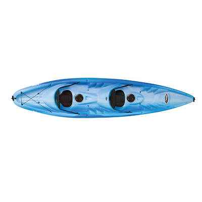 Pelican Apex 130T 13' 2-Person Adult Sit-On Kayak with Paddles