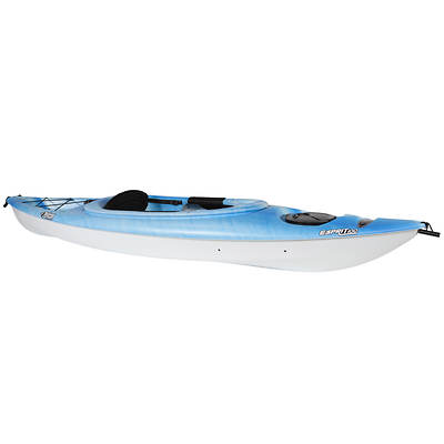 Pelican Esprit 100 10' Adult Sit-In Kayak with Paddle