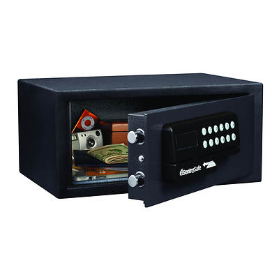 SentrySafe 0.4-Cu. Ft. Security Safe with Electronic Card Access