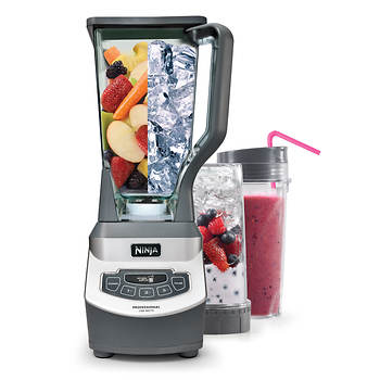 Ninja 72-Oz. Professional Blender with Single Serve