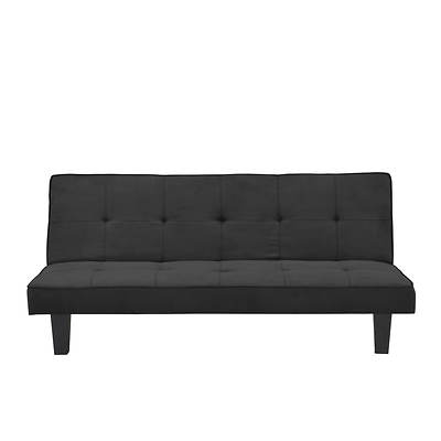 West Hampton Evens Convertible Sofa - Black