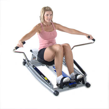 Stamina 1215 Orbital Rower with Motion Arms