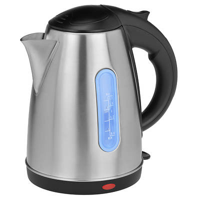 Kalorik 1.7L Stainless Steel Cordless Electric Jug Kettle