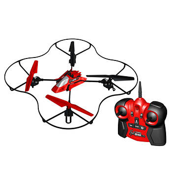 Heliquad  2.4GHz Remote Control Flyer