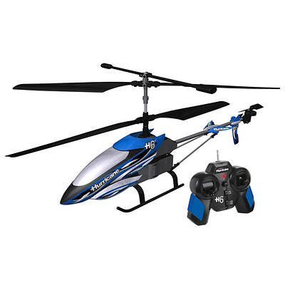 "Hurricane H6 20"" 2.4GHz Remote Control Helicopter"