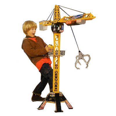 Kid Galaxy 4FT Giant Crane with Remote Control Arm